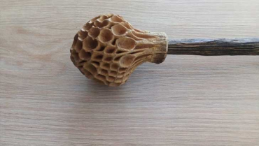 El molinillo chocolatero de  copachí en la cocina popular