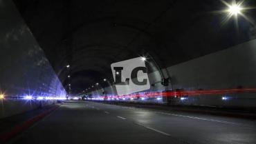 Próxima semana durante 2 noches, restringido paso por el túnel de La Línea