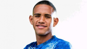 Fajardo, formado en Quindío, debutó en el arco del Deportivo Pereira
