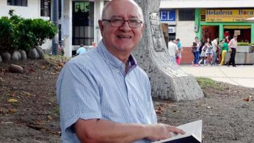 Jaime Robayo trajo los primeros pasos de la danza al Quindío