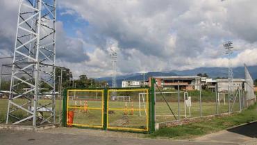 Obra en parque San José quiere incentivar la actividad deportiva y productiva