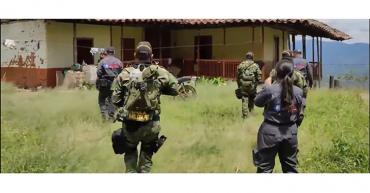 Expropiarán finca de exparamilitar testigo en el caso Uribe