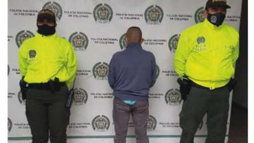 Capturaron a hombre por abuso sexual de menor en Montenegro