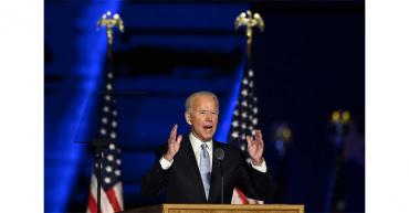 Gobiernos de América felicitan a Biden y organismos piden atender migración