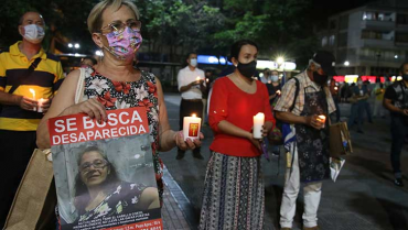 Los resultados de pruebas de ADN podrían  esclarecer desaparición de Betty Vallejo Reyes