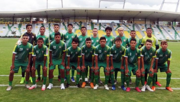 Quindío volverá a la acción por el nacional infantil de fútbol ante Cundinamarca