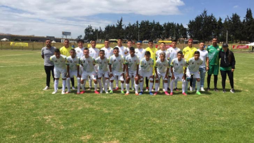 Quindío clasificó a la final infantil de fútbol, tras superar a Huila