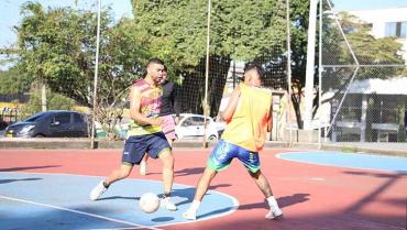 Caciques empezará este sábado la defensa del título de futsalón ante Real Caldas