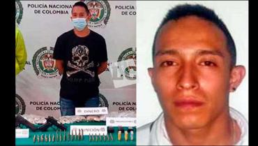 Tras audiencias, alias 'Nené' irá a la cárcel San Bernardo