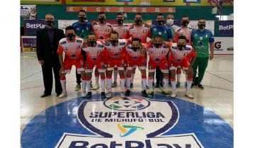 Caciques volvió a ganar en la Superliga y sigue invicto