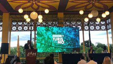EAM presentó su nuevo programa de Hotelería y Turismo-Escuela Hotel