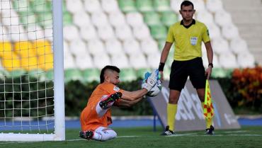 Arled Cadavid, soporte de la clasificación quindiana en Copa Dimayor