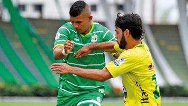 Dueto Figueroa-Riquett, solidez defensiva ante Unión