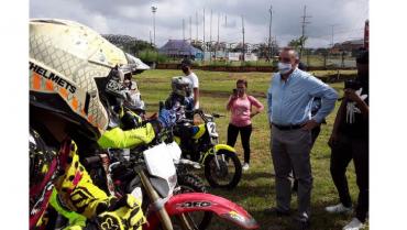Campo de entreno para Limotos en el Centenario es temporal