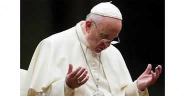 El papa expresa cercanía a poblaciones afectadas por huracán en América