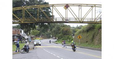 Calarcá y La Tebaida con restricción para motociclistas desde este lunes
