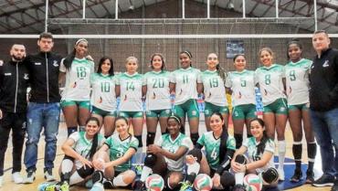 Ante Unicolombo y Univalle, duelos claves de Uniquindío en la superliga de voleibol