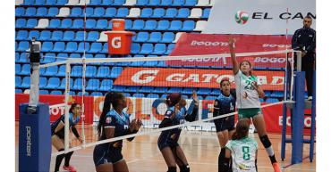 Uniquindío logró segunda victoria por superliga de voleibol