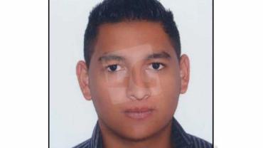 Danny Leandro Gutiérrez, el hombre que se lanzó del puente La Florida
