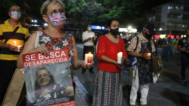 85 días duró desaparecida Betty Vallejo Reyes; familiares confirmaron hallazgo de su cadáver