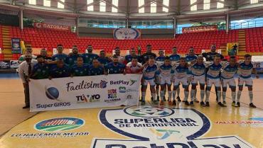 Autogol dejó a Caciques fuera de la final de la  Superliga de Microfútbol