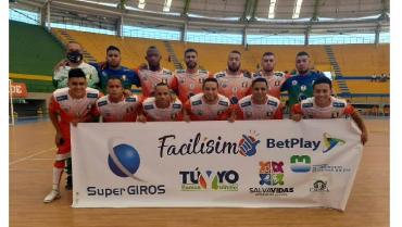 Caciques culminó tercero de la Superliga de Microfútbol
