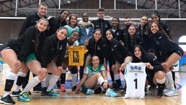 Politécnico Jic, rival de Uniquindío en fase II de Superliga Femenina de Voleibol
