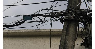 Vendaval afectó el servicio de energía en 10 municipios