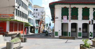 Desde este sábado, toque de queda en Calarcá será de 1 a 5 a. m.