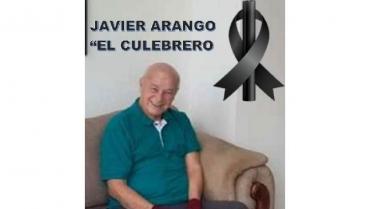 Muere el comunicador y empresario Javier Arango, conocido como Culebro