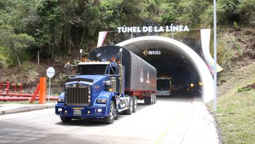 Tendencia al alza de alimentos y transporte por cierre de La Línea