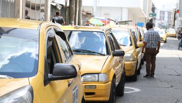 Prima de Navidad para taxistas, a conciencia de los pasajeros
