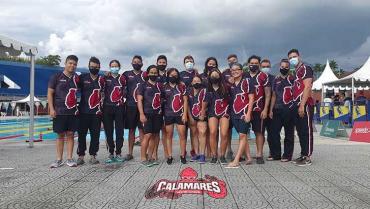 Club Calamares de La Tebaida, octavo en el nacional interclubes de natación