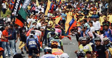 Cancelan el Tour Colombia de 2021 por la pandemia del coronavirus