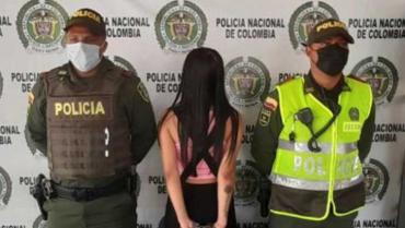 Detenida mujer con orden judicial por violencia intrafamiliar agravada