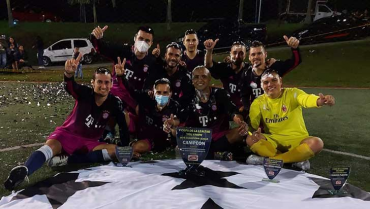 Bayern Munich se adjudicó la Champions League en Armenia