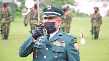 Coronel José Antonio Correa Méndez, nuevo comandante de la Octava Brigada