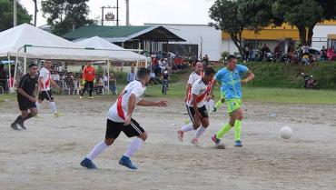Por alerta de contagios por Covid-19, suspendidos  campeonatos en C. Dorada