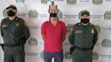 Breves judiciales: Capturado por uso de documento falso,  Detenido con 150 dosis de bazuco