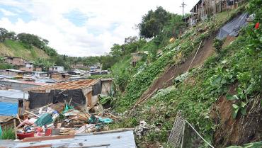 Calarcá, en alerta máxima por riesgo de emergencias ante las lluvias