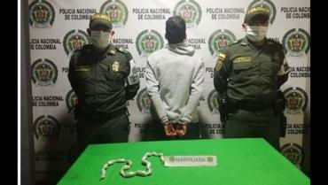 Frustran segundo intento de ingreso de drogas al CAE La Primavera