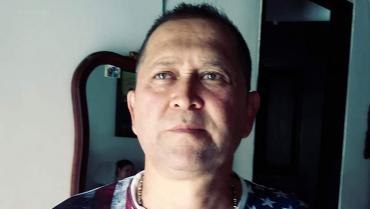 Por rescatar a 2 mujeres del río, el afluente se llevó a Ernesto Gómez Gallo