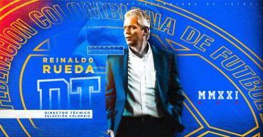Reinaldo Rueda es el nuevo seleccionador de Colombia