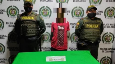 Capturado alias  Chinga por hurto de celular de $1.300.000