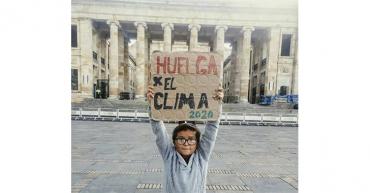 Denuncian amenazas de muerte contra un niño ambientalista