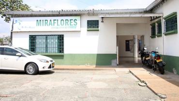 Miraflores, de puesto de salud a centro de acopio de vacunas
