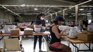 Índice de Producción Industrial de Colombia cayó 7,1 % en noviembre de 2020