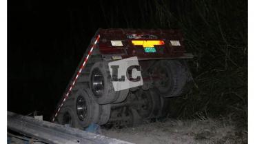 Conductor de tractocamión murió tras sufrir accidente de tránsito en La Línea