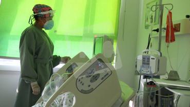 23 personas hospitalizadas en UCI entre jueves y viernes en el San Juan de Dios