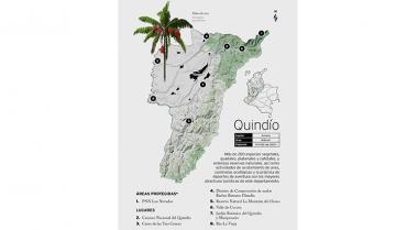 Quindío, en la guía nacional para el turismo de naturaleza